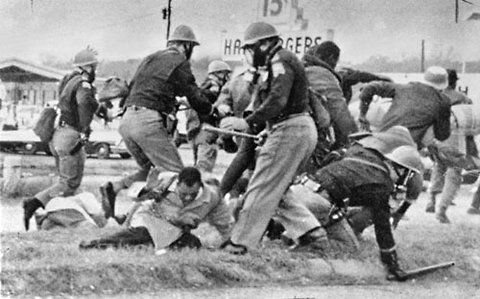 Selma Bridge Incident