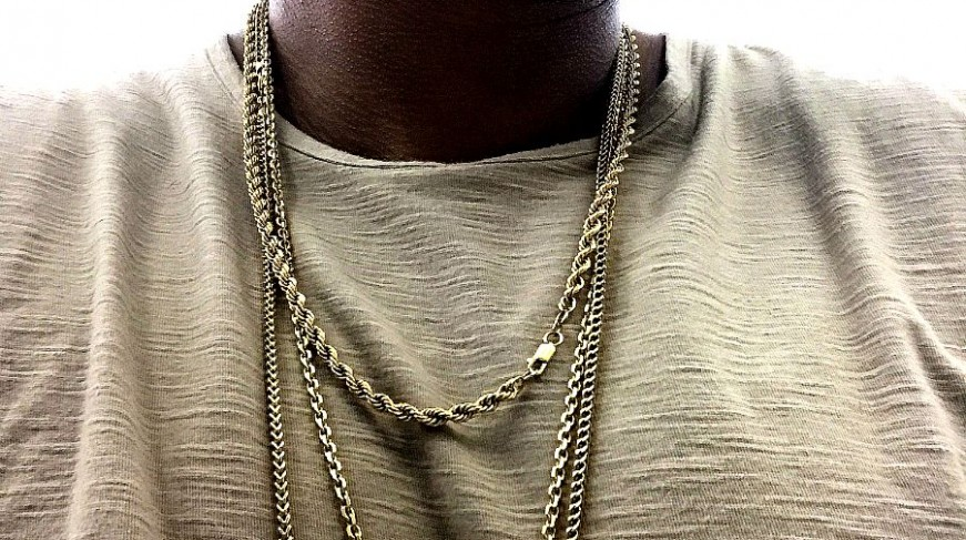 3 Chains On