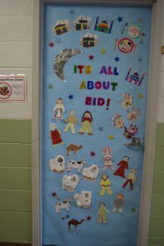 Classroom Eid