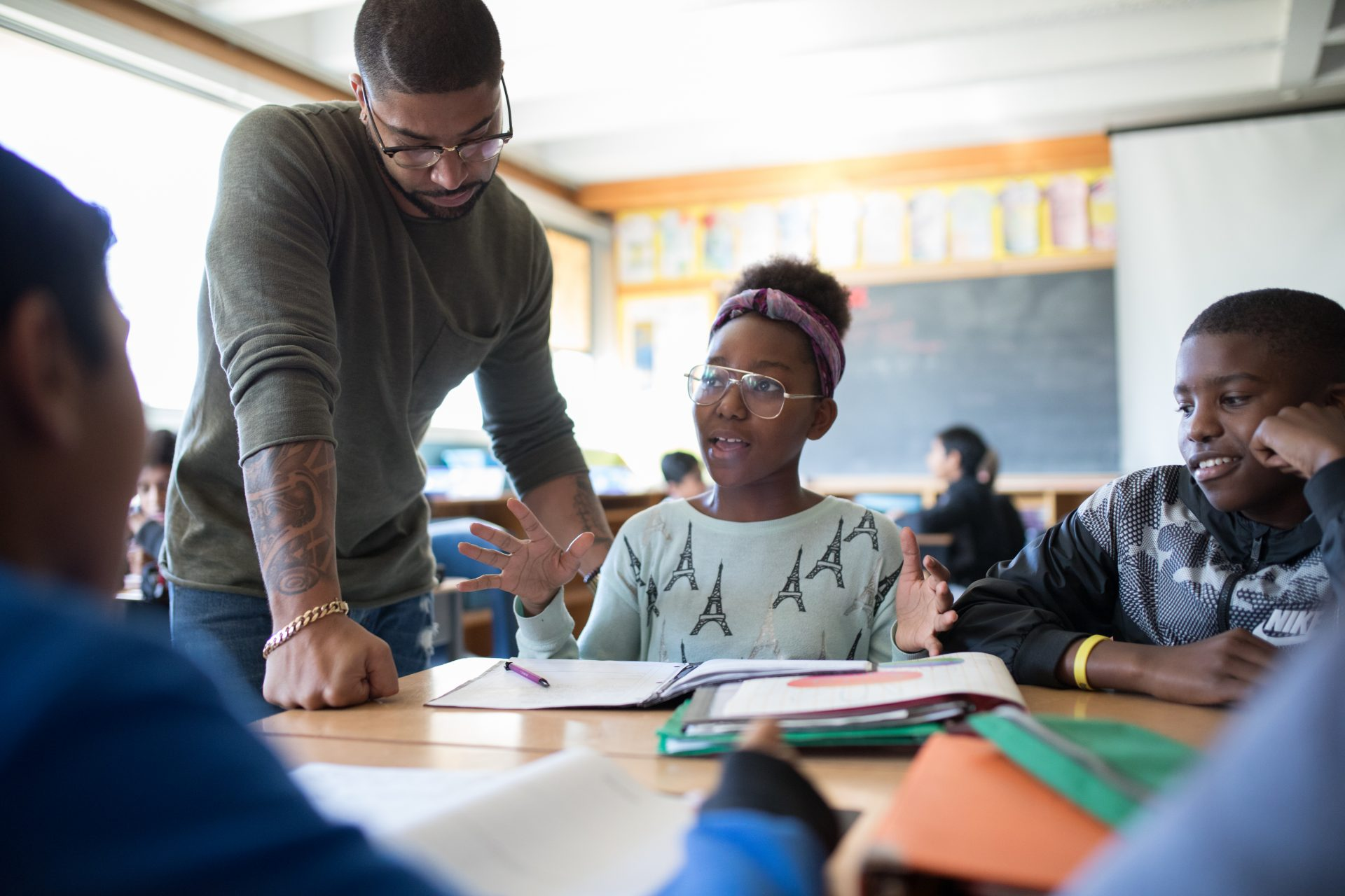 Teaching and Learning While Black - Matthew R. Morris