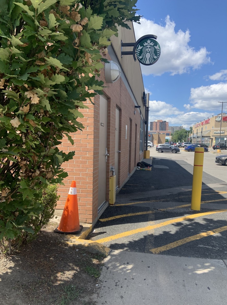 Starbucks and the Homeless